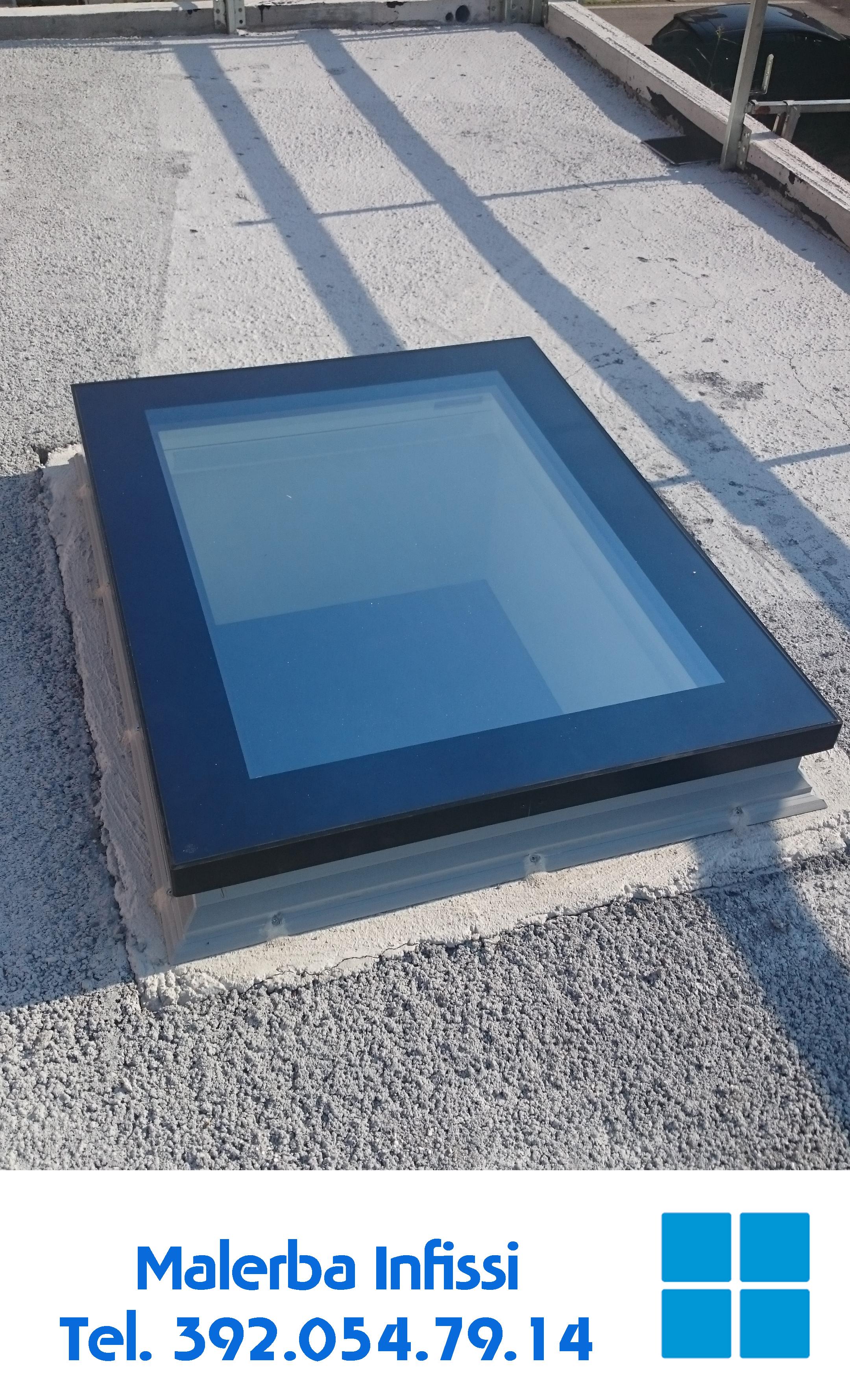 Poca luce prova una finestra sul tetto malerba infissi - Finestra sul tetto ...