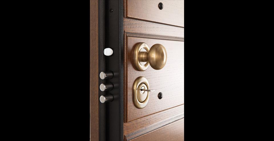Serratura porta blindata - Malerba infissi