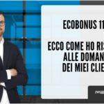 FAQ ECOBONUS