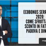 Ecobonus serramenti 2020