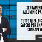 Serramenti in alluminio Padova