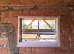 monoblocco isolante finestra completato
