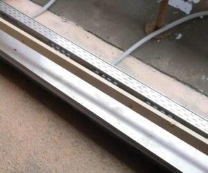 monoblocco isolante finestra griglia