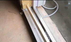 monoblocco isolante finestra inferiore