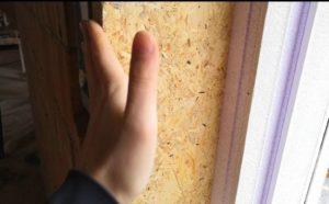 monoblocco isolante finestra telaio