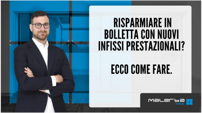 Risparmio energetico infissi | Malerba Infissi Padova